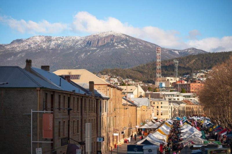 Professional employees - there's work in Hobart